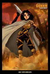 Alita: Angel of Death by tagailog