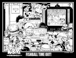 Fishball Timeout by tagailog
