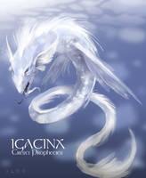 Cresci Fanart: Igacinx by tagailog