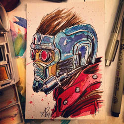 Starlord by APetrie74