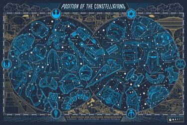 The Blue Milky Way (Star Wars Trilogy) by APetrie74