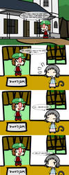 Animal Crossing - BRB, Real Life by kinglerking