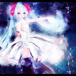 .: TDA Rose Miku :. by Alice-Hato