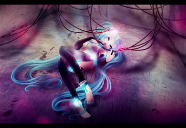 .: Jaded Electric Doll :. by Alice-Hato