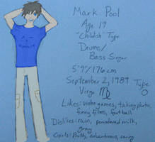 Cody Candy Profile - Mark by KnotInTheCoffin