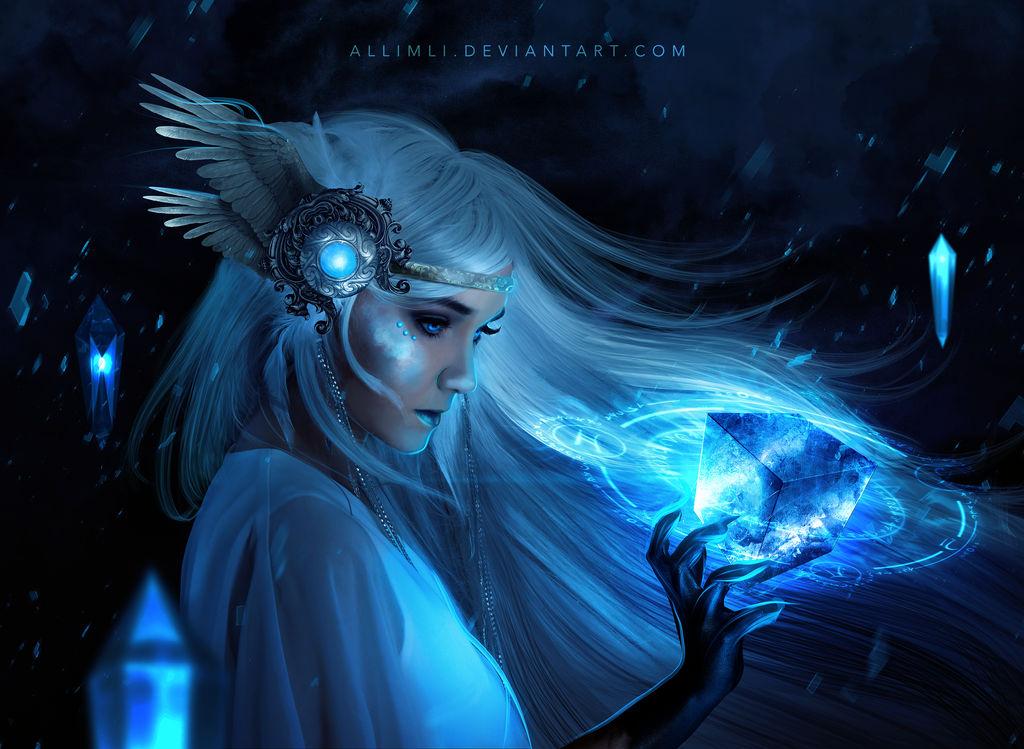 Galactic Worship by allimli