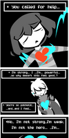 The Strongest Pt. 2 ( Undertale Spoiler) by Doc-Diventia