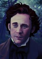 Jonathan Strange/Tom Hiddleston by Kadaj777