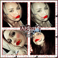ADORE YOU ACTION MAS PSD by BeautifulSurprise94