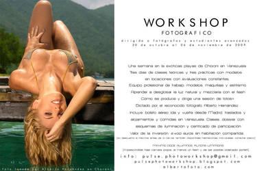 photoworkshop info 01 by albertofoto