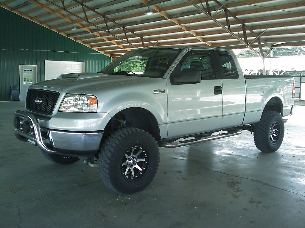 2006 ford f150 xlt by d3b0
