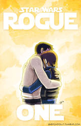 Rogue One- Them Feels by sketchdoll
