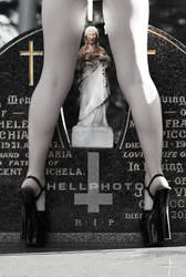 Blasphemy by hellphoto