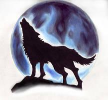 Wolf's Rain by Gaara-Love