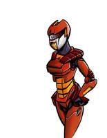 Martian armour by Shieltar
