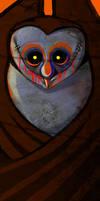 Happy Owl-oween by Buuya