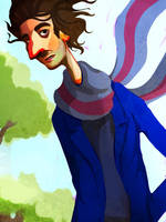 June 07: Desmond Hume by Buuya