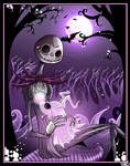 Jack Skellington and Co. by Buuya