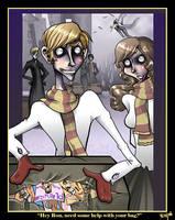A Dirty Weasley Secret by Buuya