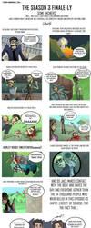 LOST: Season 3 Finale-ly by Buuya