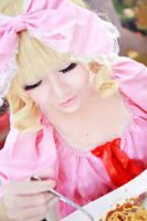 Rozen Maiden - Hina Ichigo by Xeno-Photography