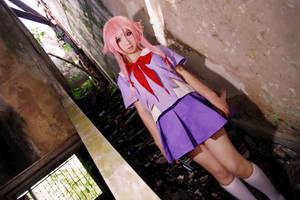 Mirai Nikki - Gasai Yuno by Xeno-Photography
