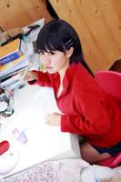 Sword Art Online - Suguha by Xeno-Photography