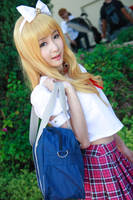 Hentai Ouji to Warawanai Neko - Azuki Azusa by Xeno-Photography