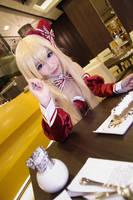 NouKome - Chocolat by Xeno-Photography