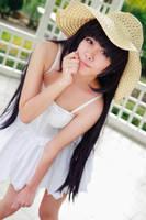 Ore no Imouto - Summer Kuroneko by Xeno-Photography