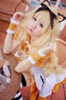 Vocaloid - Meido SeeU by Xeno-Photography