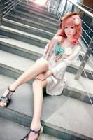 Amnesia - Heroine Shujinko by Xeno-Photography