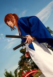 Rurouni Kenshin - Himura Kenshin by Xeno-Photography