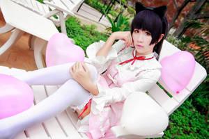 Ore no Imouto - Lolita Kuroneko by Xeno-Photography