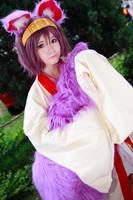 No Game No Life - Hatsuse Izuna by Xeno-Photography