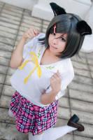 Hentai Ouji to Warawanai Neko - Tsukiko by Xeno-Photography