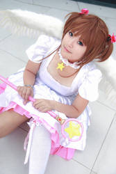 Cardcaptor Sakura - Sakura by Xeno-Photography