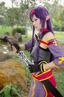 Sword Art Online - Konno Yuuki by Xeno-Photography
