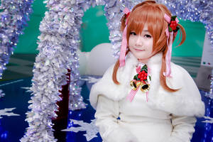 Cardcaptor Sakura - Christmas Kinomoto Sakura by Xeno-Photography