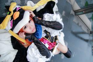 Mawaru Penguindrum - Takakura Himari by Xeno-Photography