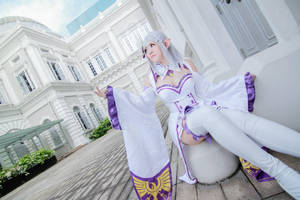 Re:Zero - Emilia by Xeno-Photography