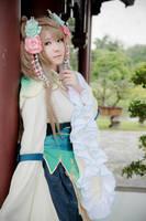 Love Live! - Seven Lucky Gods Minami Kotori by Xeno-Photography