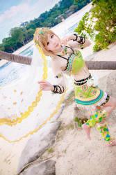 Love Live! - Arabian Koizumi Hanayo by Xeno-Photography