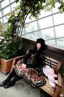 Casual - Elegant Lolita by Xeno-Photography