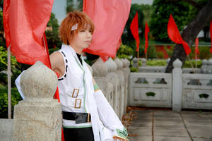 Tsubasa Reservoir Chronicle - Li Syaoran by Xeno-Photography