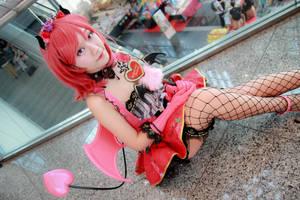 Love Live! - Little Devil Nishikino Maki by Xeno-Photography