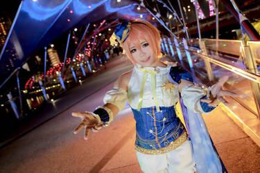 Love Live! - Constellation Hoshizora Rin by Xeno-Photography