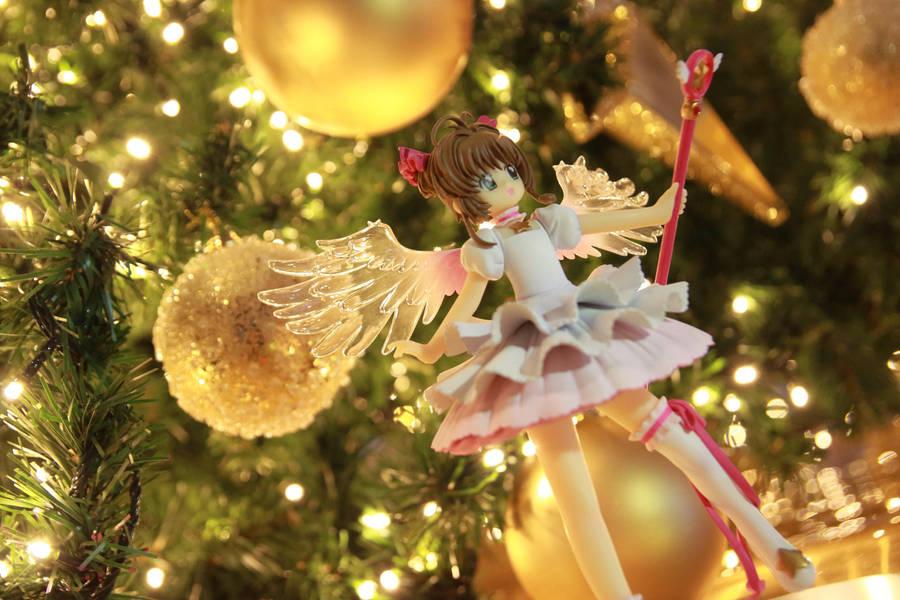Cardcaptor Sakura - Platinum Star Kinomoto Sakura by Xeno-Photography