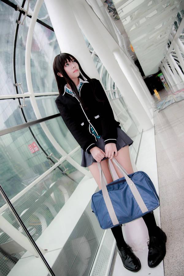 IdolM@ster Cinderella Girls - Shibuya Rin by Xeno-Photography
