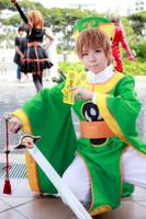 Cardcaptor Sakura - Li Syaoran by Xeno-Photography